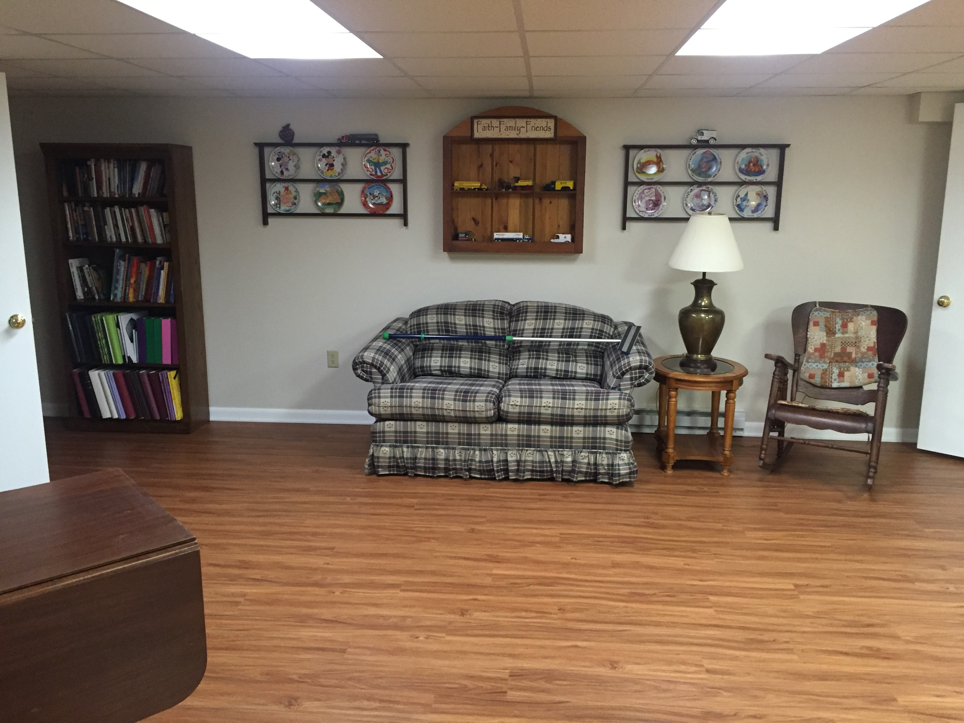 Basement Flooring Mount Joy PA
